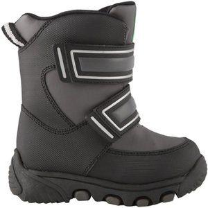 Cougar Score Winter Boots Grey Black